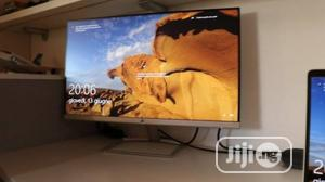 27inch HP Monitor IPS   Computer Monitors for sale in Lagos State, Ikeja