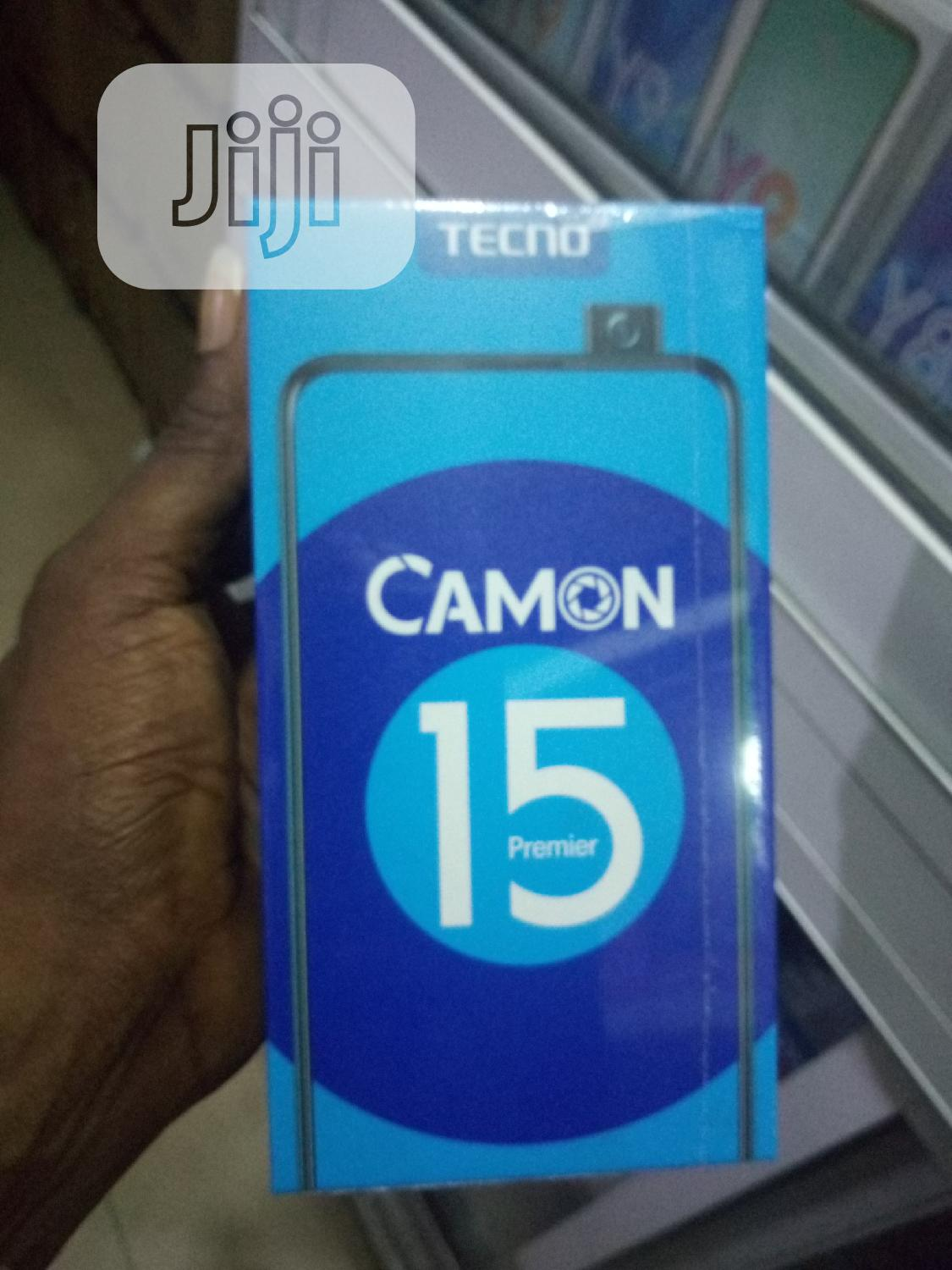 New Tecno Camon 15 Premier 128 GB | Mobile Phones for sale in Ikeja, Lagos State, Nigeria