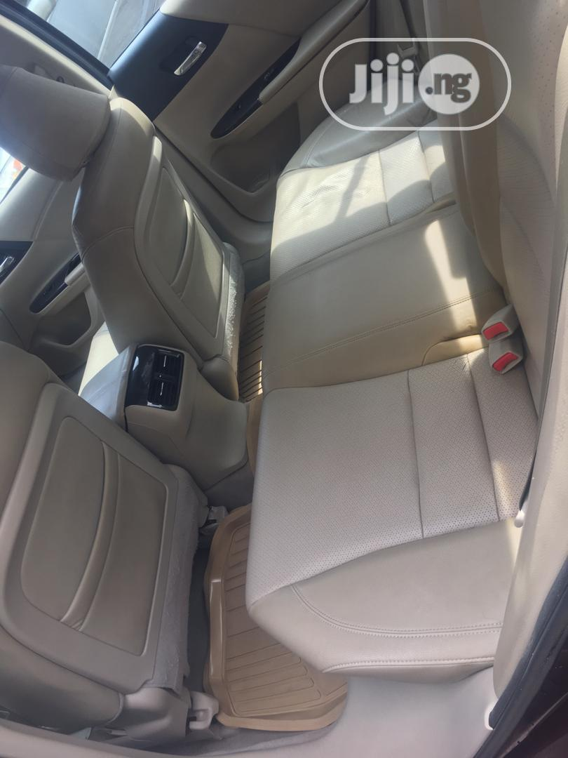 Honda Accord 2014 Red | Cars for sale in Ikeja, Lagos State, Nigeria