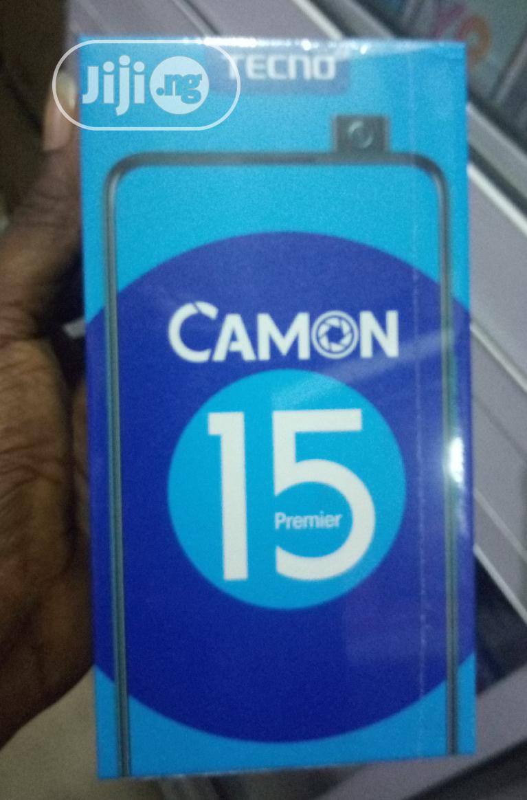 New Tecno Camon 15 Premier 128 GB