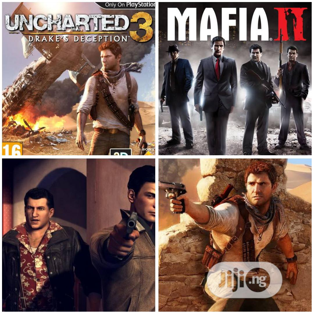 Archive: Uncharted 3 & MAFIA II