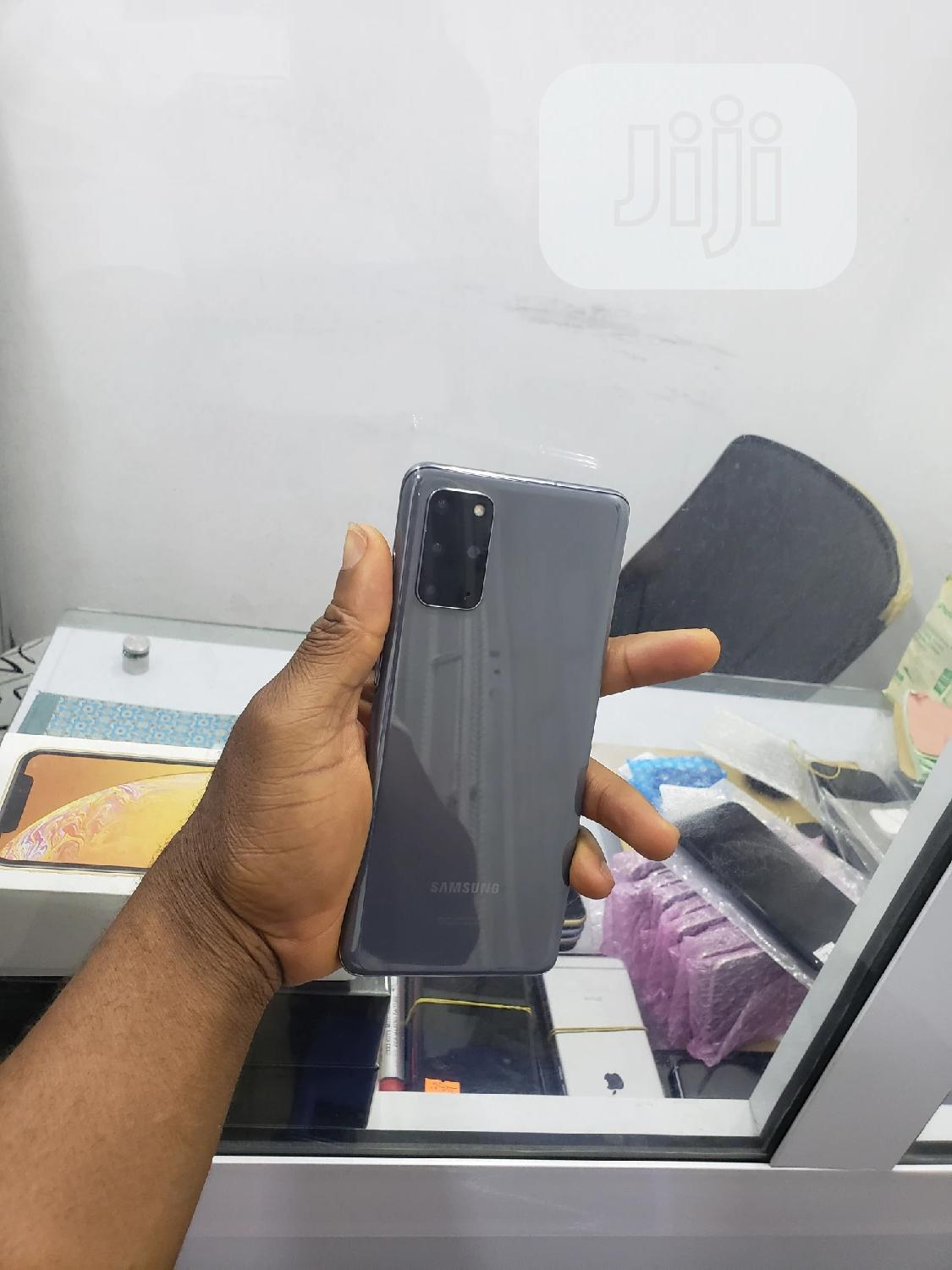 Samsung Galaxy S20+ 5G 128GB Gray | Mobile Phones for sale in Ikeja, Lagos State, Nigeria