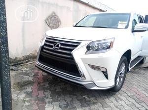 Lexus GX 2014 460 Luxury White | Cars for sale in Lagos State, Amuwo-Odofin
