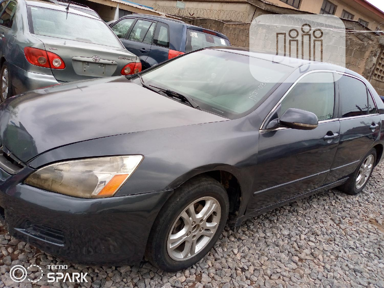 Honda Accord 2005 Green | Cars for sale in Ifako-Ijaiye, Lagos State, Nigeria