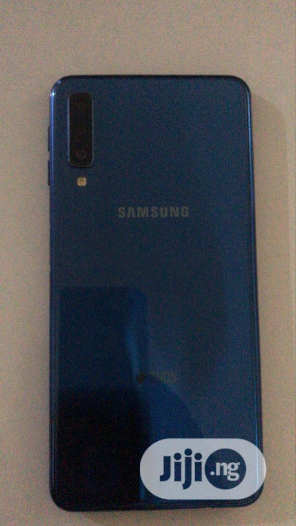 Archive: Samsung Galaxy A7 Duos 16 GB Blue