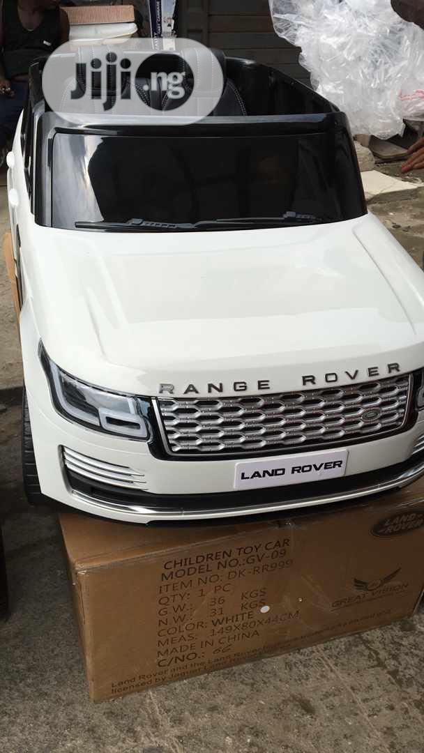 Range Rover Automatic Car