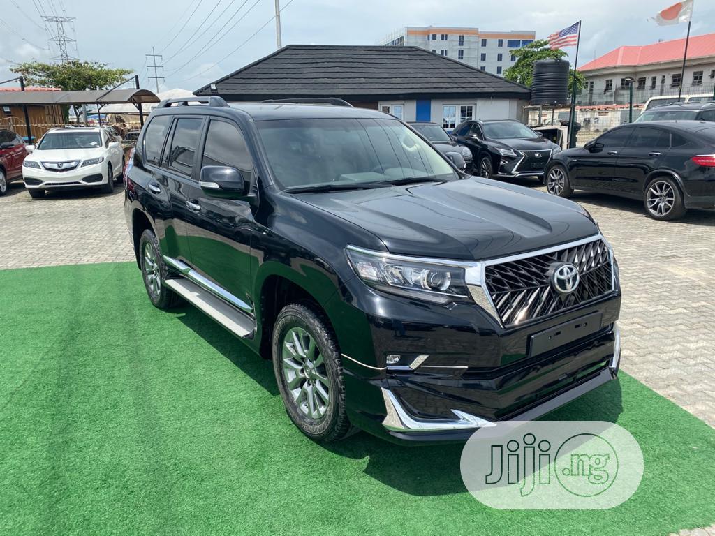New Toyota Land Cruiser Prado 2018 Black