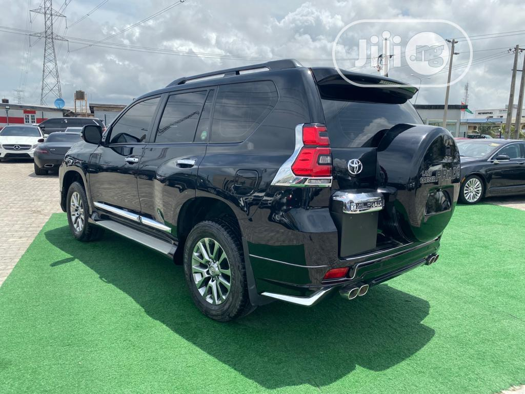 New Toyota Land Cruiser Prado 2018 Black | Cars for sale in Lekki, Lagos State, Nigeria