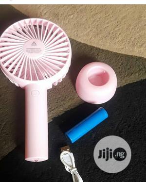 Mini Rechargeable Fan | Home Appliances for sale in Ogun State, Ijebu Ode