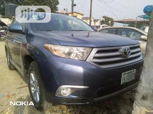 Toyota Highlander 2013 Limited 3.5L 2WD Blue   Cars for sale in Lagos State, Surulere
