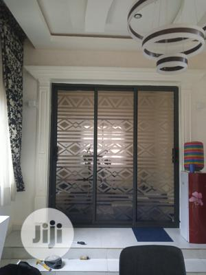 EBM Double Sliding Door | Doors for sale in Abuja (FCT) State, Lugbe District
