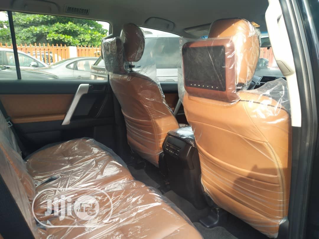 Toyota Land Cruiser Prado 2018 VXR Black | Cars for sale in Magodo, Lagos State, Nigeria