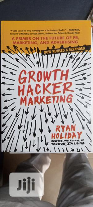 Groeth Hacker Marketing   Books & Games for sale in Lagos State, Yaba