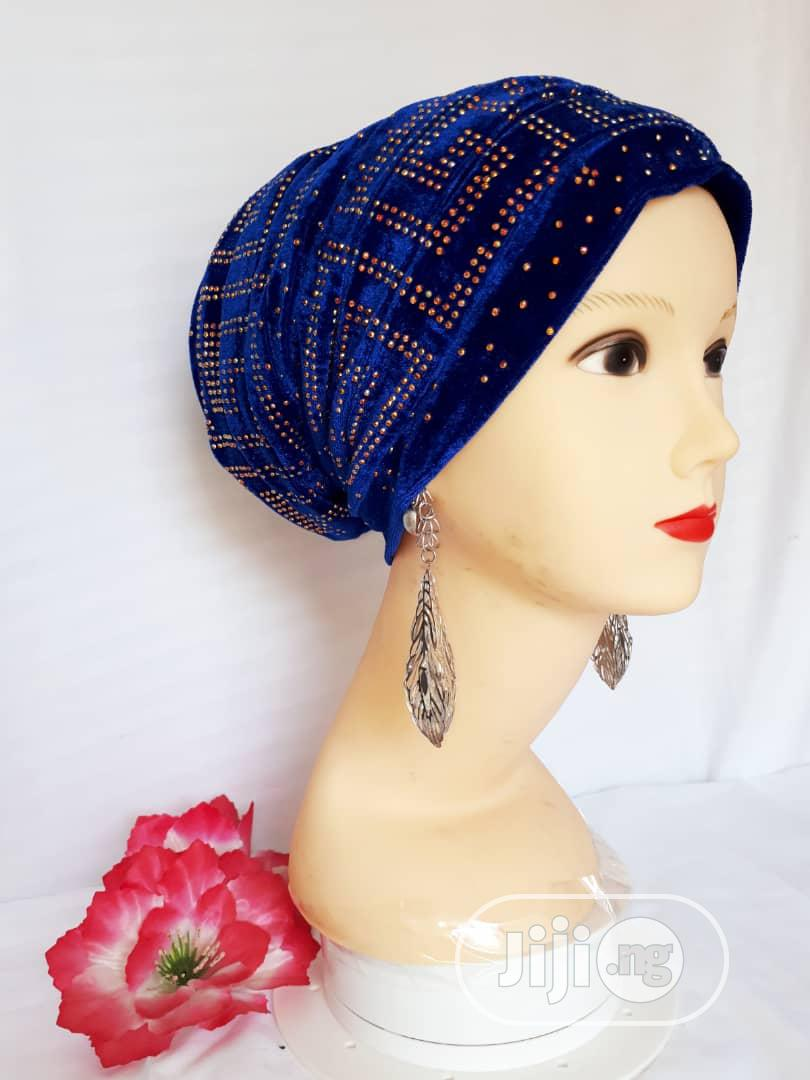 Blue Turban Cab