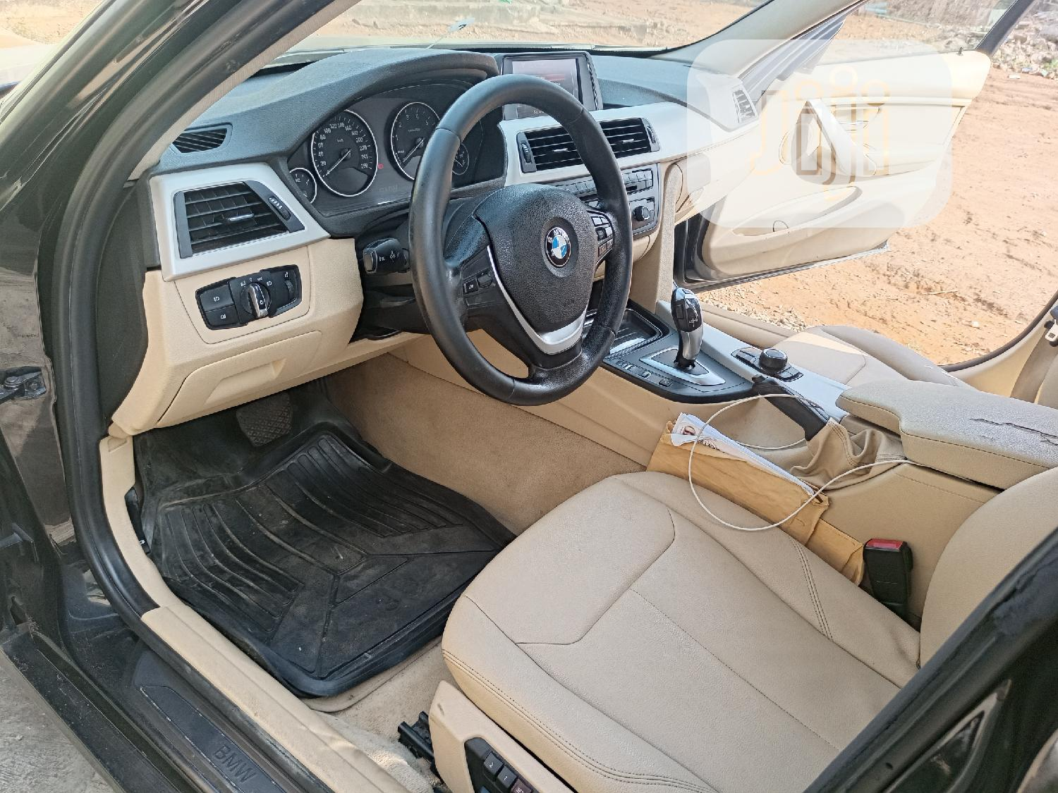 BMW 320i 2015 Black | Cars for sale in Ikeja, Lagos State, Nigeria