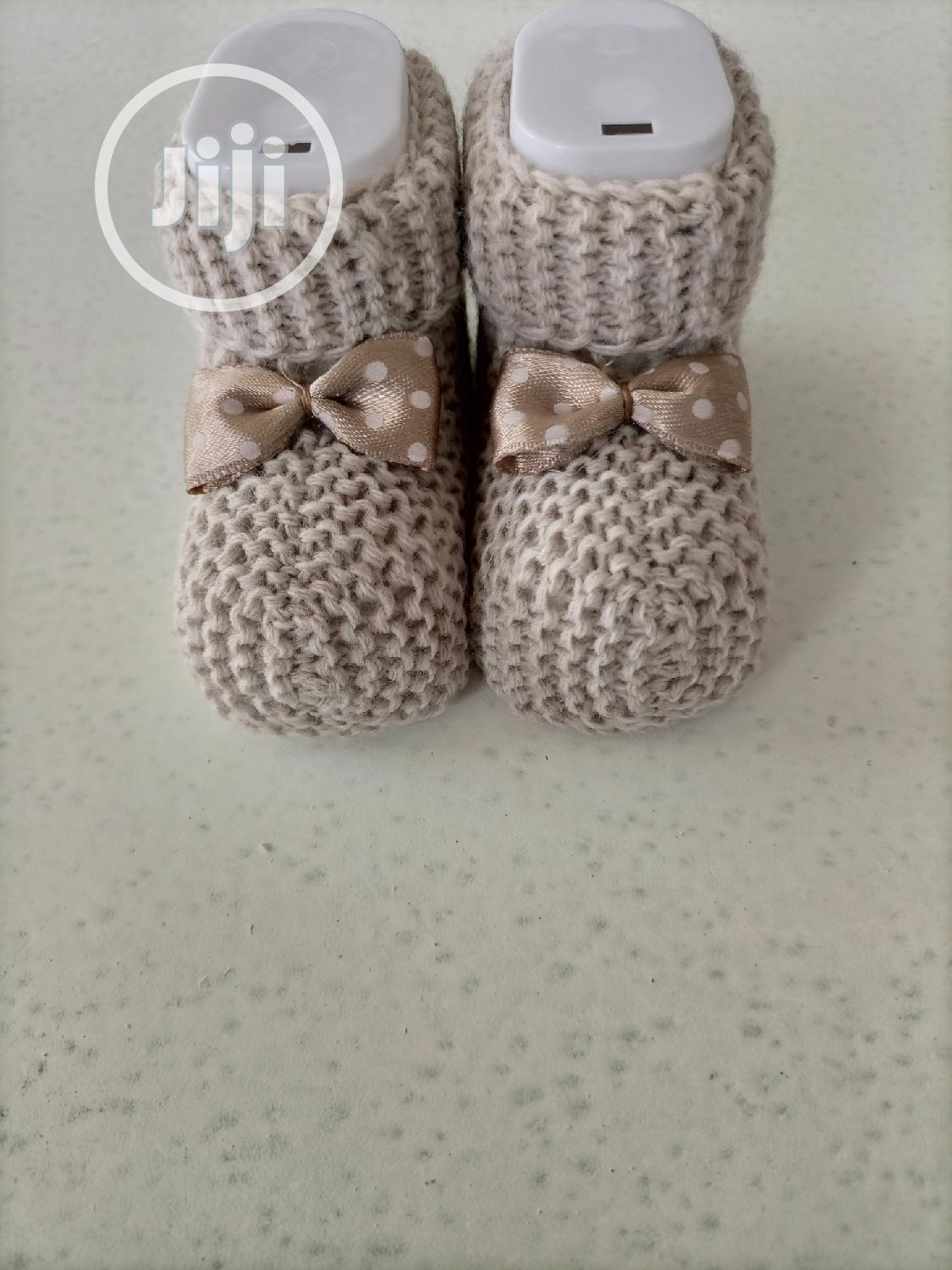 Designers Baby Nitted Shoes | Shoes for sale in Wuse, Abuja (FCT) State, Nigeria