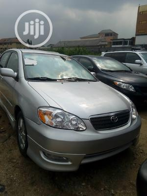 Toyota Corolla 2007 S Silver | Cars for sale in Rivers State, Port-Harcourt