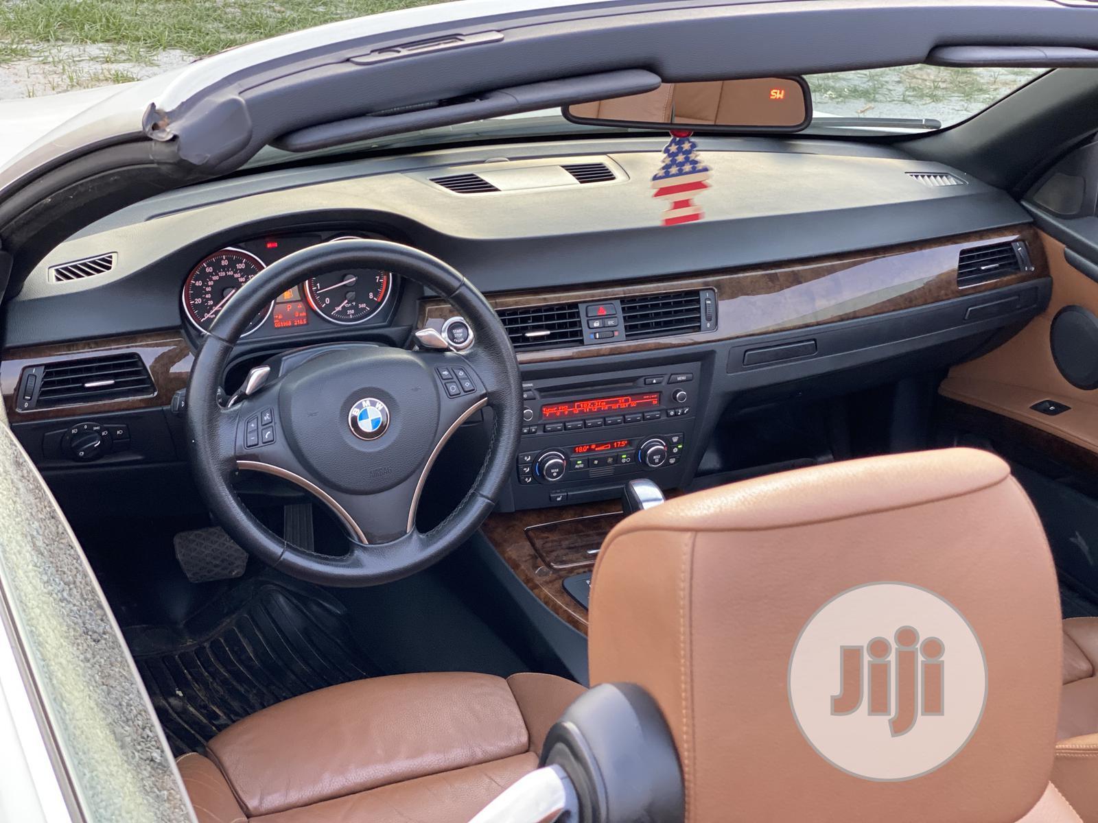 Archive: BMW 328i 2008 White