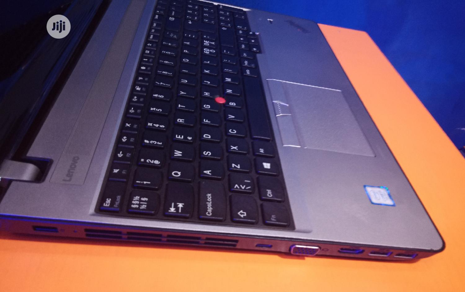 Laptop Lenovo ThinkPad E570 8GB Intel Core i5 HDD 1T | Laptops & Computers for sale in Ikeja, Lagos State, Nigeria