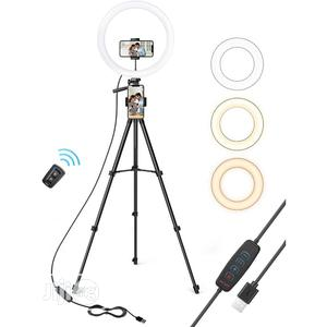 Tripod Ring Lights 12inches   Accessories & Supplies for Electronics for sale in Imo State, Owerri