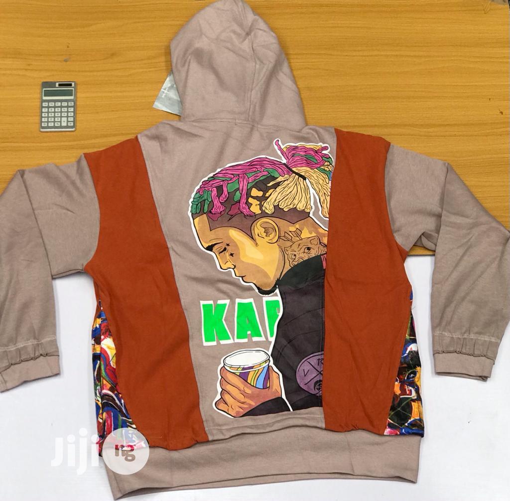 Archive: Designer Hooded Tops
