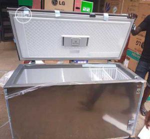 Original LG (Made in Korea) FRZ-45K Inverter Deep Freezer   Kitchen Appliances for sale in Lagos State, Ojo
