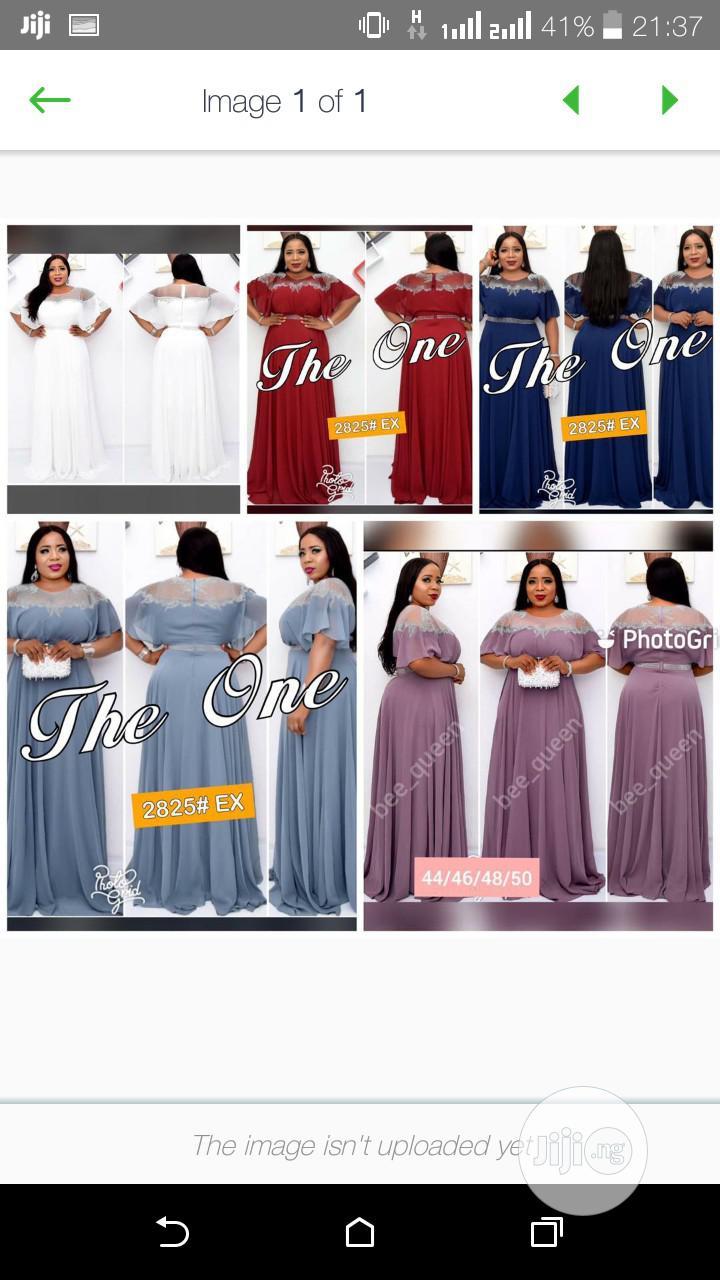 New Trending Women Long Dinner Gown   Clothing for sale in Lagos Island (Eko), Lagos State, Nigeria