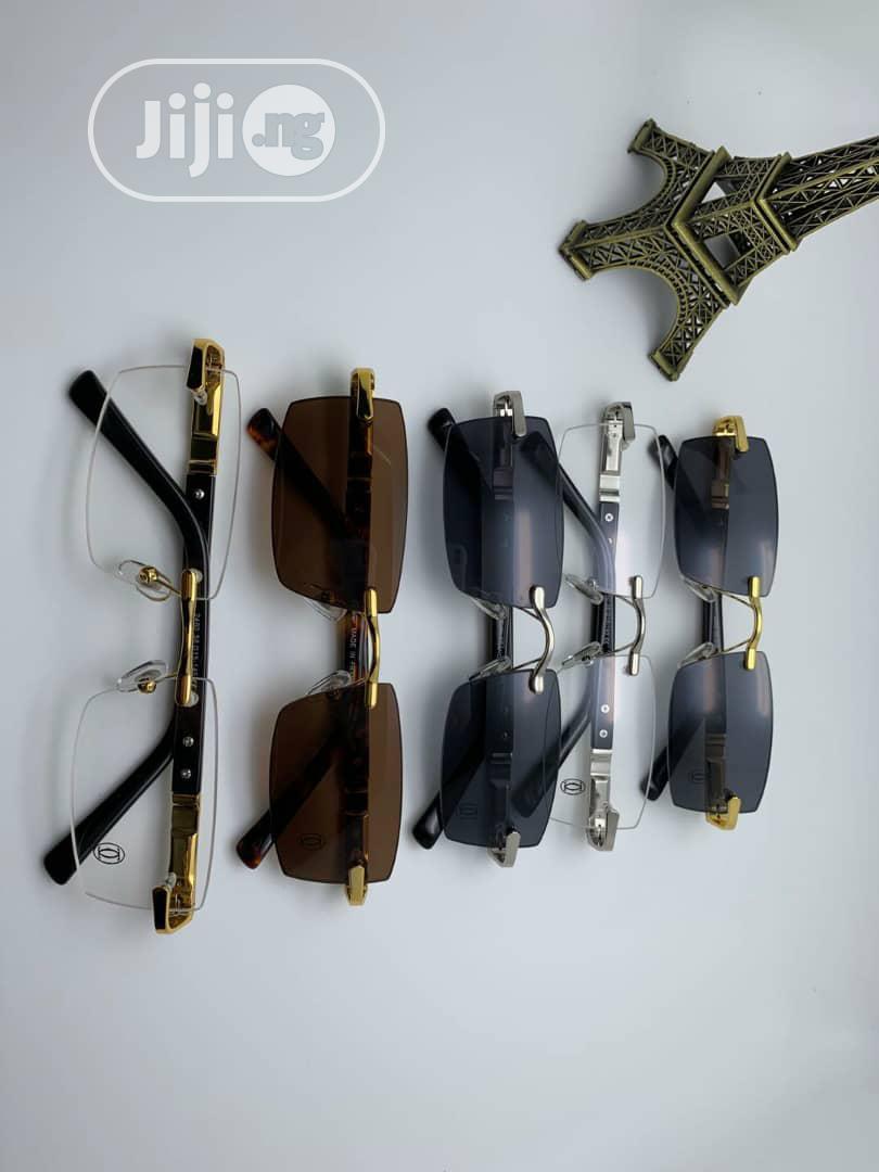 Original Cartier Frames