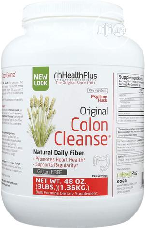 Health Plus Original Colon Cleanse Powder 48 Ounce | Vitamins & Supplements for sale in Lagos State, Ikotun/Igando