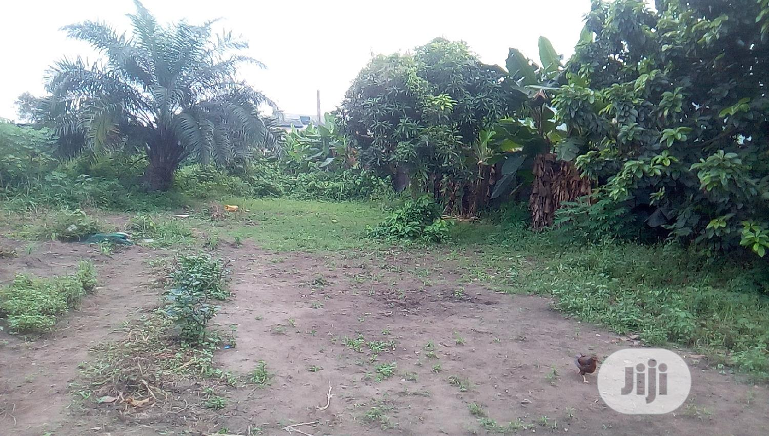 Distress Sale One Plot of Land for Sale at Rumukwurusi | Land & Plots For Sale for sale in Rumuokwurusi, Port-Harcourt, Nigeria