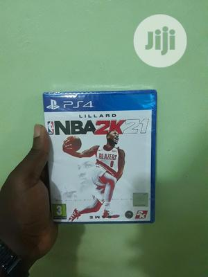 NBA 21.....   Video Games for sale in Lagos State, Ikeja