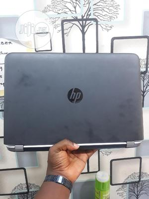Laptop HP ProBook 450 G3 4GB Intel Core i5 HDD 500GB   Laptops & Computers for sale in Lagos State, Ikeja