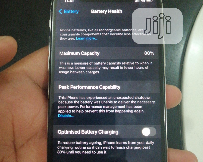 Apple iPhone X 64 GB White   Mobile Phones for sale in Jabi, Abuja (FCT) State, Nigeria