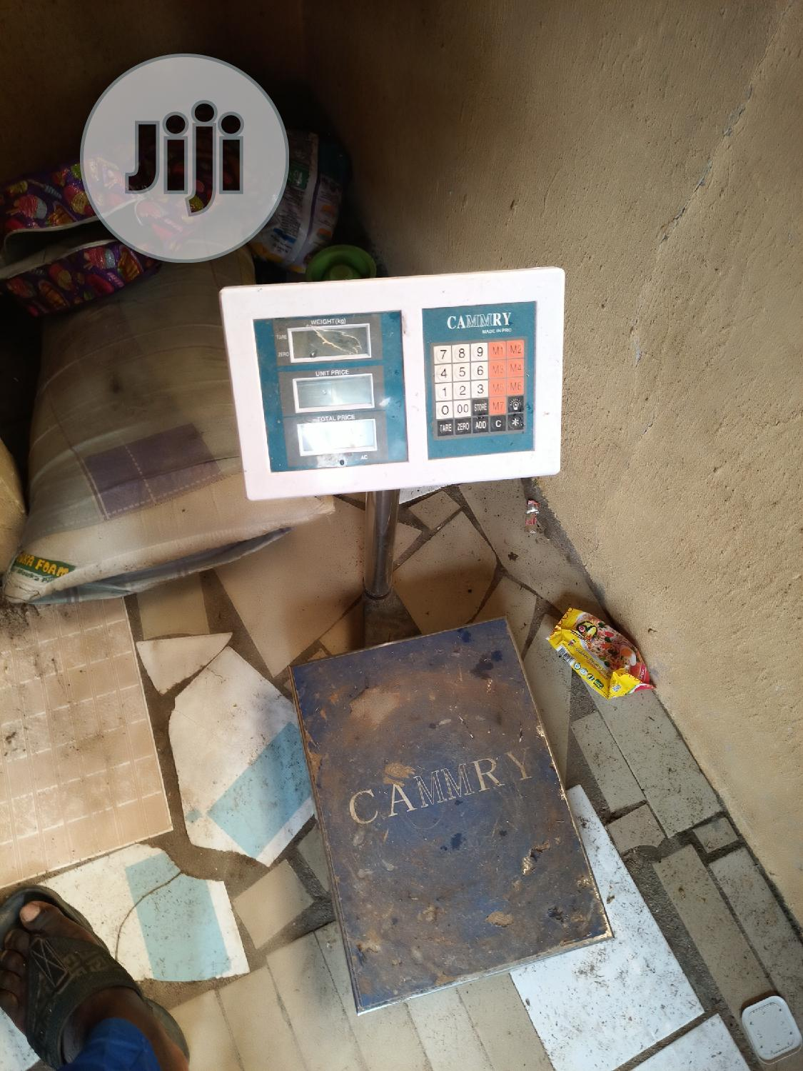 Archive: Weighing Scale
