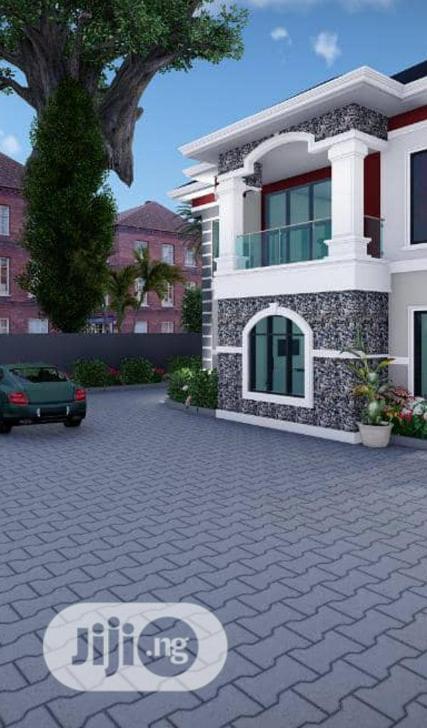 Fully Detached 4 Bedroom Duplex Plus BQ In Lekki | Houses & Apartments For Sale for sale in Lekki, Lagos State, Nigeria