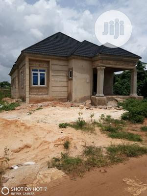 Uncompleted Standard 3-bedroom Bungalow At Airport Road, GRA | Houses & Apartments For Sale for sale in Edo State, Benin City