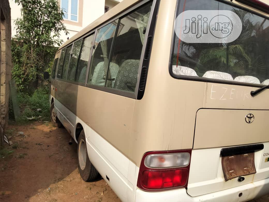 Toyota Coaster 2013 Beugeot   Buses & Microbuses for sale in Ojodu, Lagos State, Nigeria