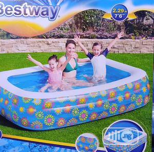 7.6 Ft Swimming Pool | Sports Equipment for sale in Rivers State, Port-Harcourt