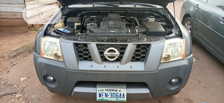 Archive: Nissan Xterra 2009 S 4x4 Gray