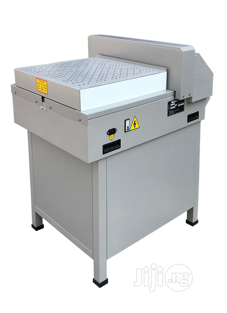 A3 Paper Cutter Guillotine YH450D | Printing Equipment for sale in Ikeja, Lagos State, Nigeria