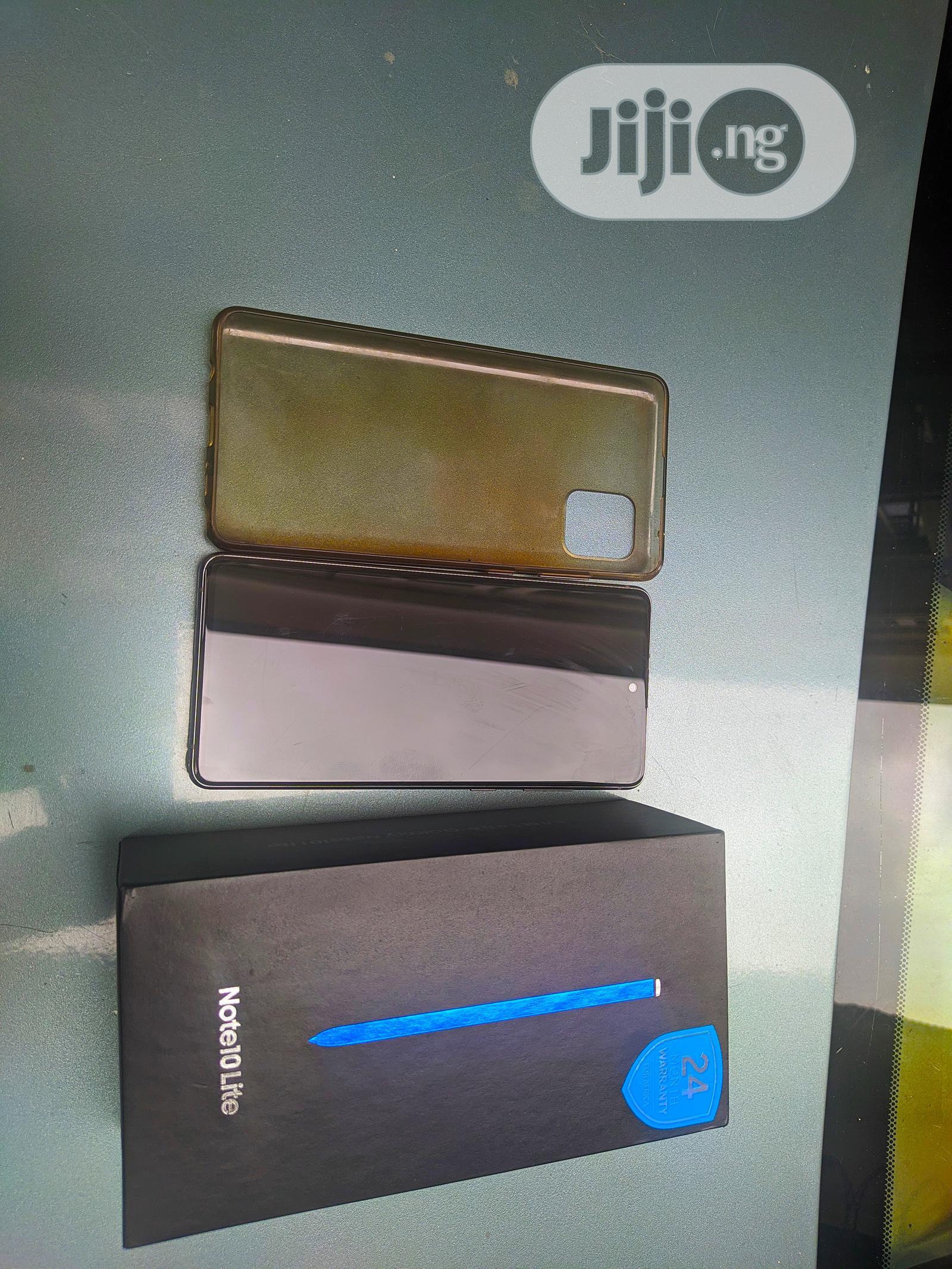 Archive: Samsung Galaxy Note 10 Lite 128 GB