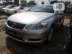 Lexus GS 2008 350 Silver   Cars for sale in Lagos State, Apapa