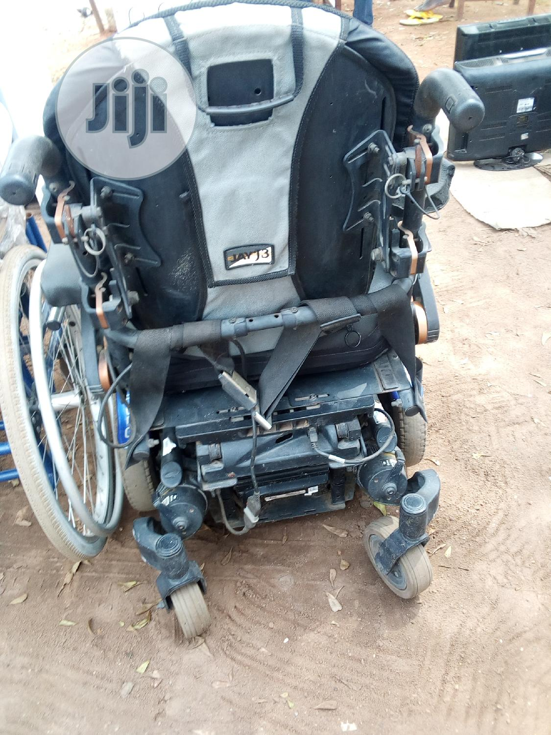 Archive: UK Used Electronic Wheel Chair
