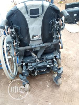 UK Used Electronic Wheel Chair | Medical Supplies & Equipment for sale in Lagos State, Alimosho