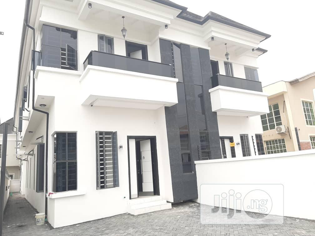 Superb 5 Bedroom Duplex For Sale At Osapa London Lekki | Houses & Apartments For Sale for sale in Osapa london, Lekki, Nigeria