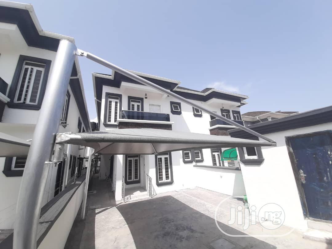 Superb 4 Bedroom Duplex For Sale At Ikota Lekki Lagos