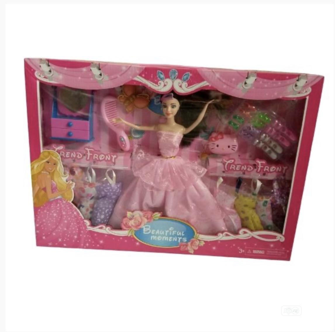 Princess Dress-Up Playset