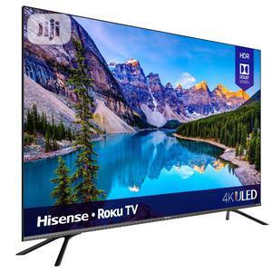 Original >Hisense 65''inchs UHD 4K Smart (Netflix App ) Wifi | TV & DVD Equipment for sale in Lagos State, Ikeja