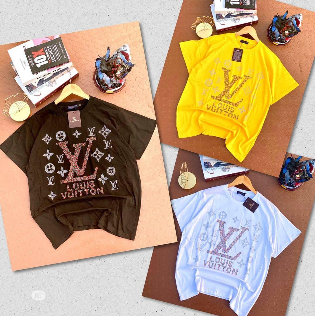Archive: Original Designer Round Neck Tops