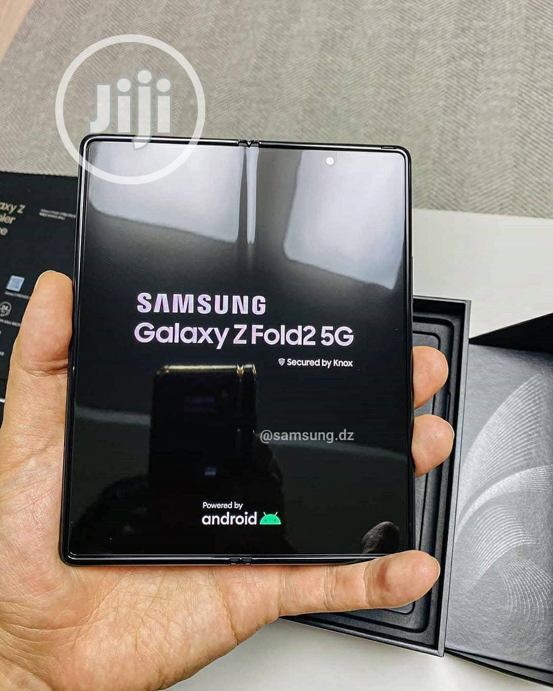 New Samsung Galaxy Z Fold 2 256GB Pink | Mobile Phones for sale in Ikeja, Lagos State, Nigeria